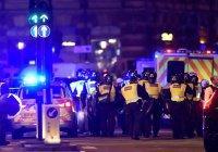 Фургон наехал на толпу пешеходов в Лондоне, есть погибшие (Видео)