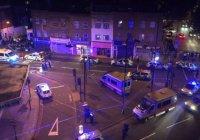 Целью преступника, наехавшего на толпу пешеходов в Лондоне, были мусульмане