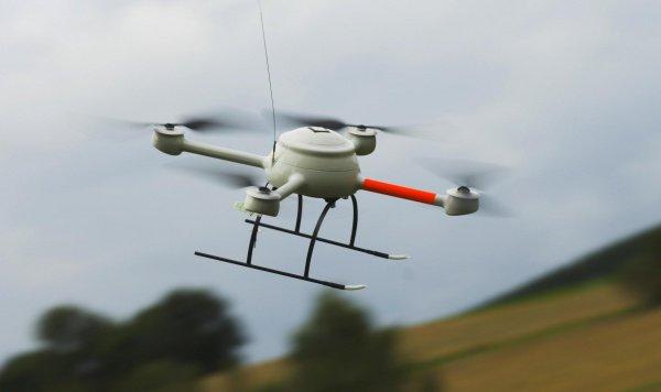 В России на робототехнической олимпиаде подобные соревнования дронов состоятся впервые