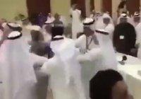 Катарцы «отметелили» саудитов на конференции по нефти (Видео)