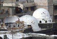 Турция построит в Сирии 80 мечетей