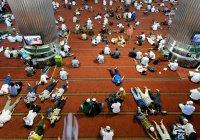 Мечети в разных уголках мира в Рамадан