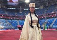 Национальный наряд певицы Алсу вызвал жаркие споры в соцсетях (ФОТО, ВИДЕО)