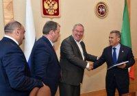 Президент РТ встретился с представителями швейцарской компании LibraAM AG