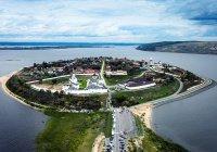 Свияжск стал самым красивым туристическим селом России