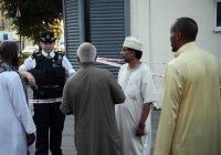 Мечети в Великобритании будет охранять полиция