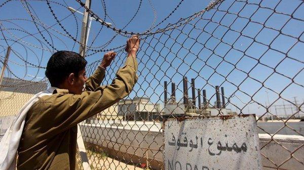 Всекторе Газа возобновила работу единственная электростанция ванклаве