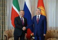 Алмазбек Атамбаев откроет дни культуры Киргизии в Казани