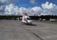 На трассе М-7 в РТ открыли площадку для вертолетов экстренных служб (ФОТО)