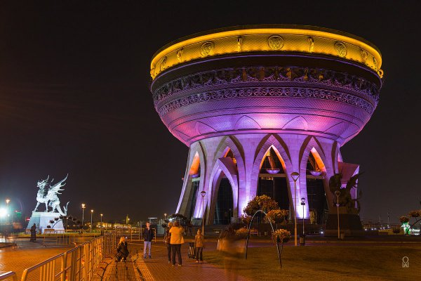 В туристический маршрут вошли ключевые достопримечательности и памятники архитектуры Казани