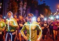 Сегодня в Казани пройдет ночной забег
