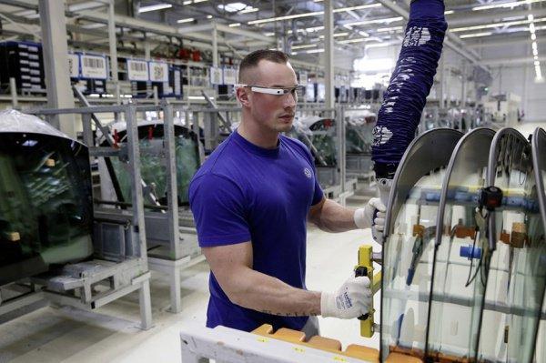 3D-очки дополненной реальности тестируют наавтопроизводстве вЧелнах