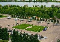 Минниханов, Мутко и Гриндель возложат цветы в казанском парке Победы