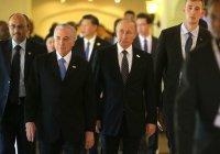 Путин: Россия и Бразилия объединят усилия в борьбе с терроризмом