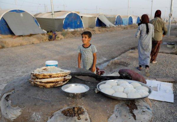Рамадан в условиях войны
