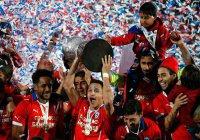 Сборная Чили по футболу прилетела в Казань