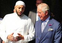 Принц Чарльз навестил имама, спасшего террориста-исламофоба от самосуда (Фото)