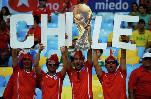 Встреча Германия – Чили состоится сегодня 21:00 на «Казань-Арене»