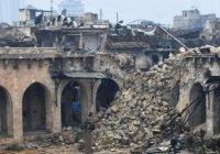Фонд Кадырова начал восстанавливать мечеть Омейядов в Алеппо