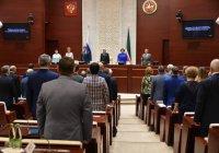 Минниханов принял участие в работе заседания Государственного совета РТ