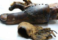 В Египте нашли протез, которому 3 тысячи лет