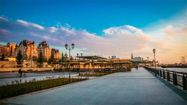Казанский День молодежи-2017 пройдет на Кремлевской набережной