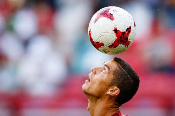 Сборная команды Португалии с Криштиану Роналду находилась в городе Казани с 14 по 19 июня