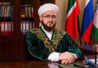 Поздравление муфтия Татарстана с праздником Ураза-Байрам