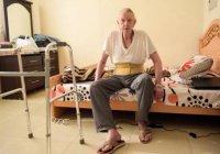 В Абу-Даби больница простила долг в 230 тыс. дирхамов 70-летнему бездомному