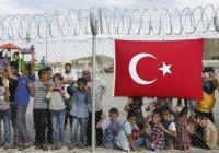 Турция отказалась принимать сирийских беженцев