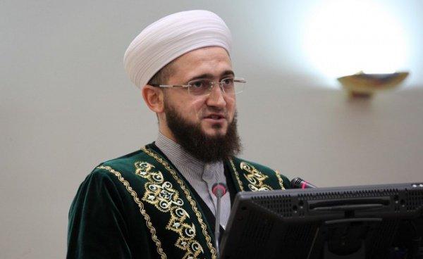 Муфтий Татарстана Камиль хазрат Самигуллин
