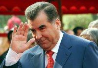 Эмомали Рахмон призвал таджикистанцев накрыть на Ураза-байрам «скромные столы»