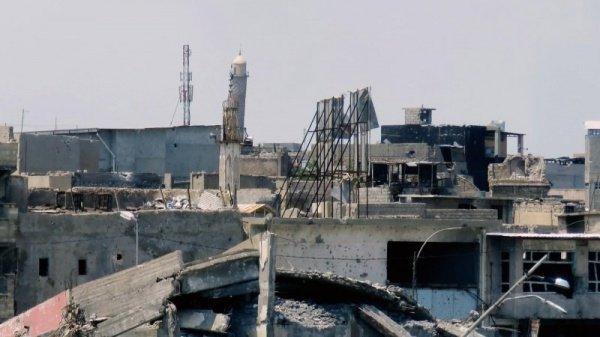 Генерал армии Ирака: исламские террористы изгруппировки контролируют наименее 1% исторической части Мосула