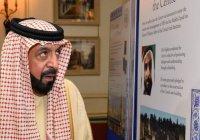 Президент ОАЭ появился на публике впервые с 2014 года