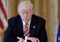 Трамп отменил в Белом доме ужин в честь Ураза-байрам