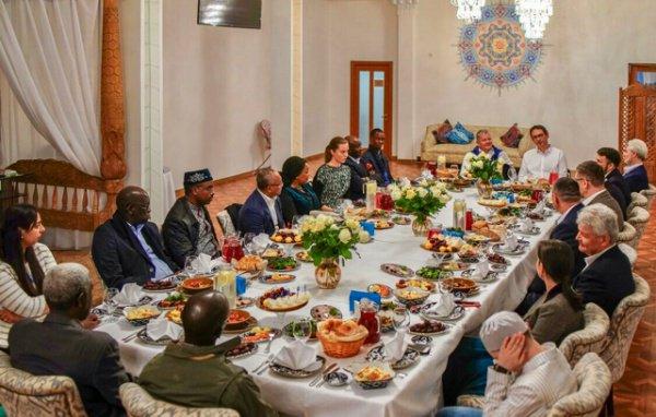 Генеральный секретарь ФИФА посетит мечеть аль-Марджани вКазани