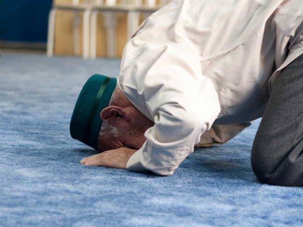 Намаз - столп ислама