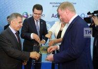 Минниханов и Чубайс запустили производство нанопокрытий в Казани