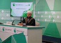 Муфтий РТ: «Кубок Конфедераций – еще один повод поделиться опытом Татарстана в области межконфессиональных отношений»