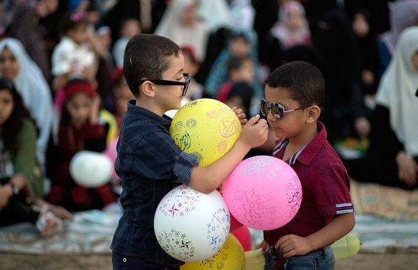 Сектор Газа, Палестина