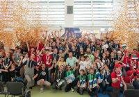 В Иннополисе прошла всероссийская олимпиада роботов