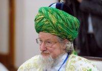 Таджуддин: сейчас нехватки мечетей в России нет
