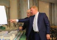Минтимер Шаймиев провел встречу с Анатолием Чубайсом