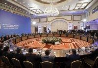 В МИД РФ назвали дату нового раунда межсирийских переговоров в Астане