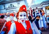 В Казани стартовал фестиваль уличного перфоманса