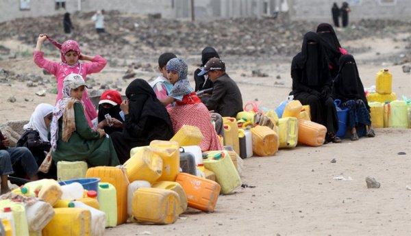Задва месяца отхолеры вЙемене погибли неменее тысячи человек