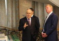 Шаймиева назвали «самым сильным региональным лидером 90-х»