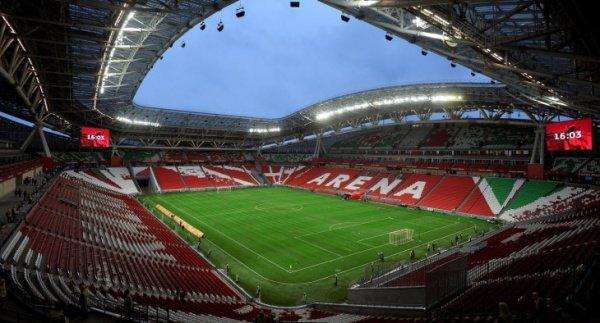 «Казань Арена» стала первым в России стадионом, где организовали свой собственный Wi-Fi