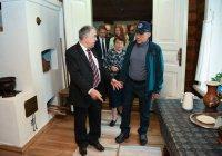Минниханов посетил музей-заповедник «Ленино-Кокушкино»