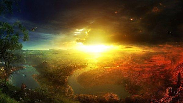 После Рая Аллах Всевышний создал Ад